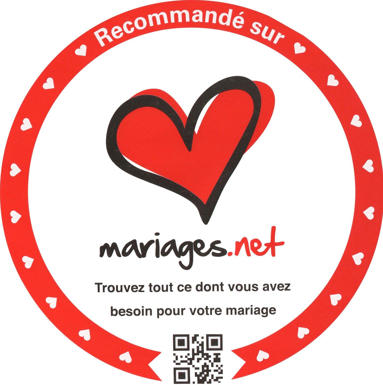 Recomandé par Mariages.net